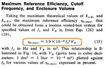 Efficiency-Cutoff-Volume_formula