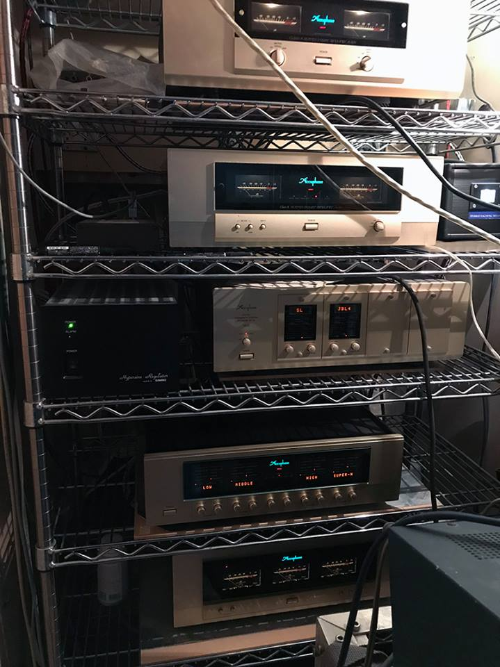 Active systems w Accuphase_2018 10 18