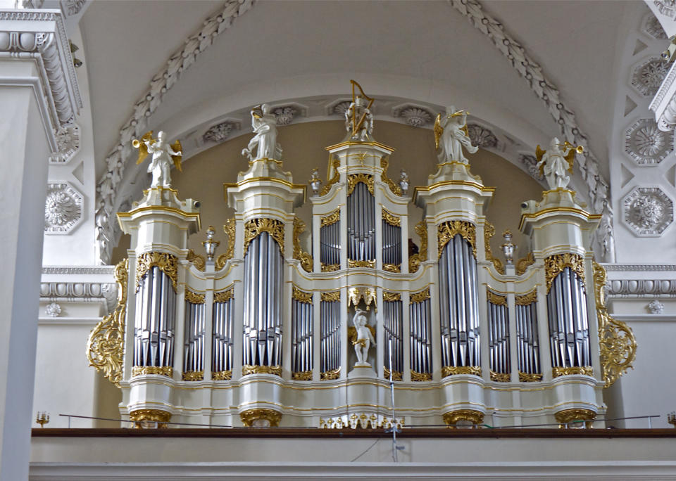Vilniaus katedros vargonai