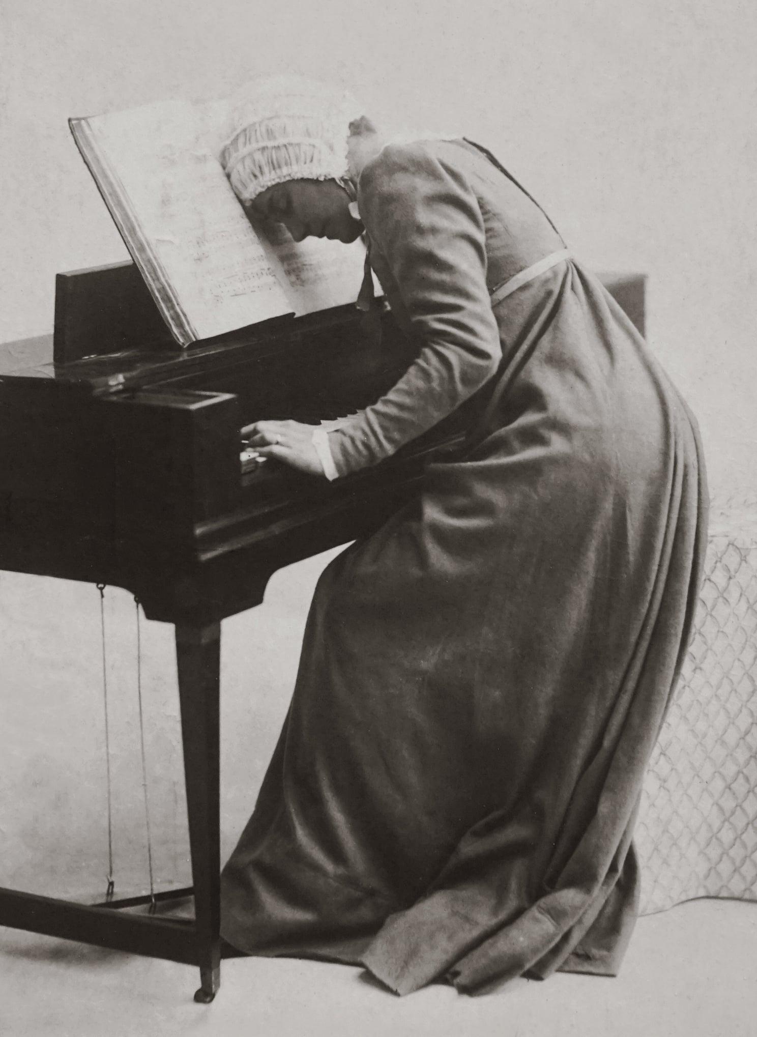 Muzikantė